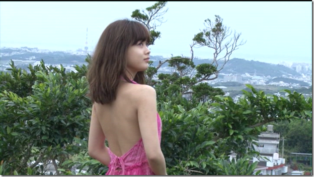 Niigaki Risa in Ascension making of (60)