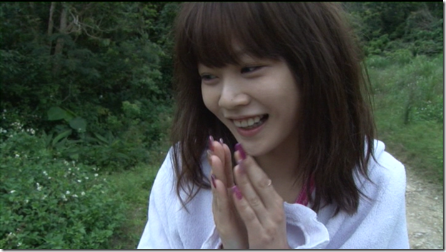Niigaki Risa in Ascension making of (63)