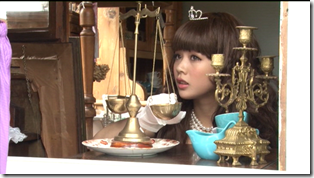 Niigaki Risa in Ascension making of (65)