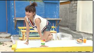 Niigaki Risa in Ascension making of (69)