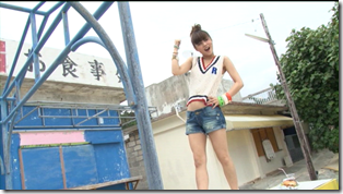 Niigaki Risa in Ascension making of (70)
