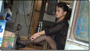 Niigaki Risa in Ascension making of (81)