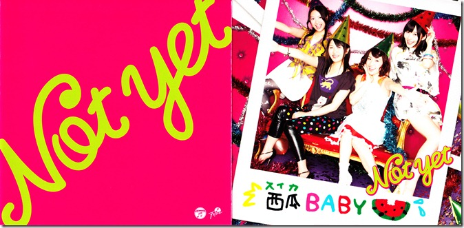 Not yet Suika BABY LE type A jacket scans  (1)