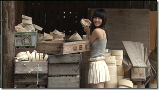 Suzuki Airi in Kono kaze ga suki shashinshuu making of  (13)