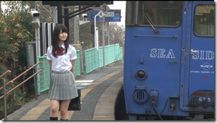 Suzuki Airi in Kono kaze ga suki shashinshuu making of  (2)