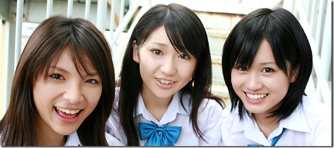 Acchan, Yuko & Sayaka