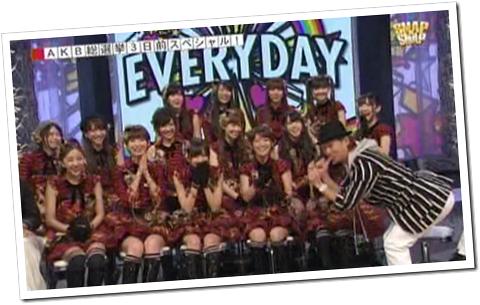 AKB48 x SMAP (SmapxSmap medley)