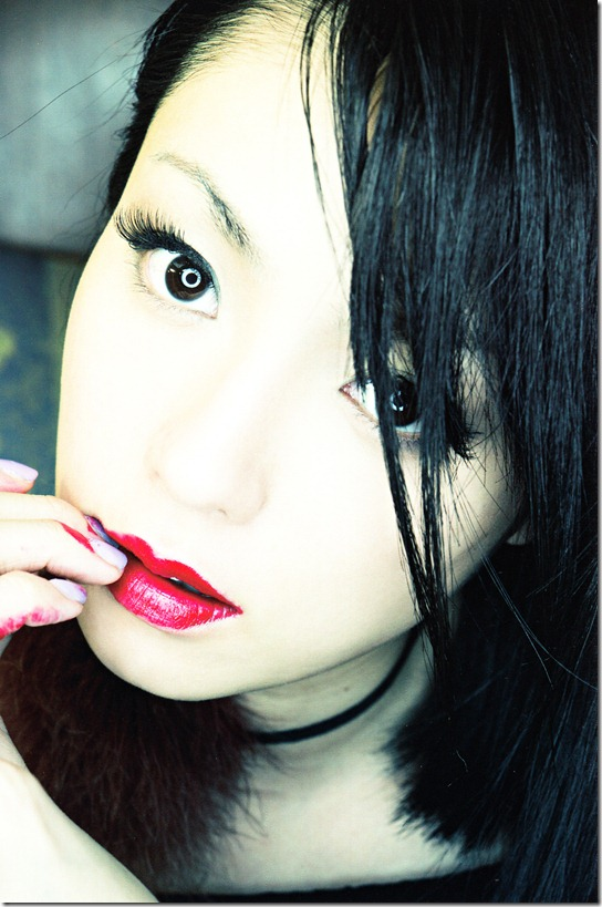Fukada Kyoko GEKKAN NEO THE PHOTOGRAPHS (post card booklet set) (1)