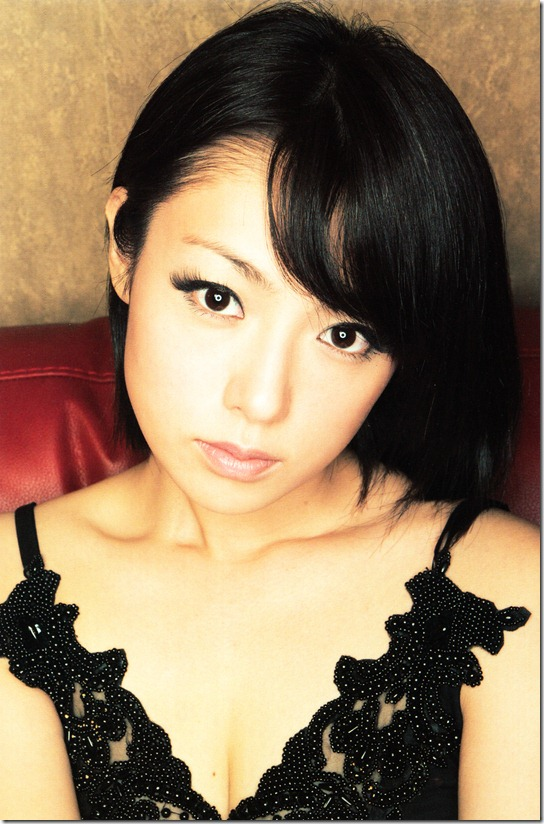 Fukada Kyoko GEKKAN NEO THE PHOTOGRAPHS (post card booklet set) (4)