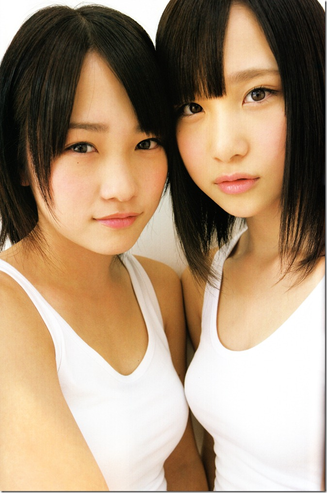 Kawaei Rina & Takahashi Juri