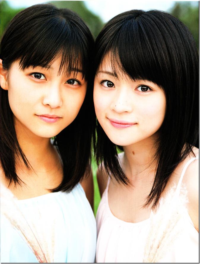 Maeda Yuuka in UTB (1)