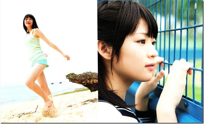 Maeda Yuuka in UTB