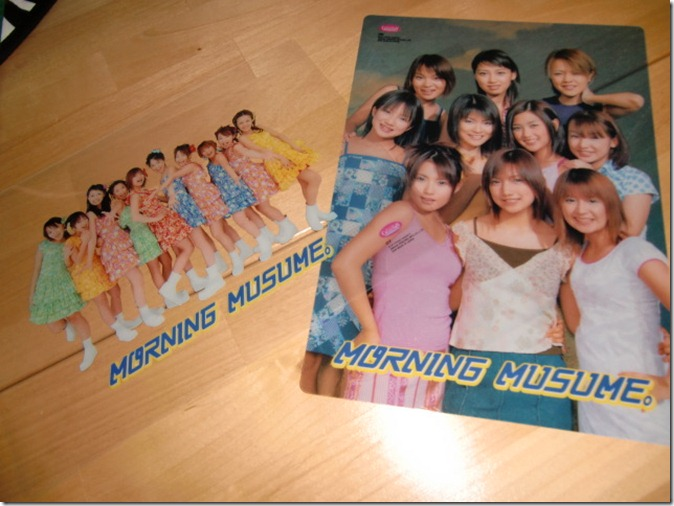 Morning Musume Big Card Collection 2000 (5)