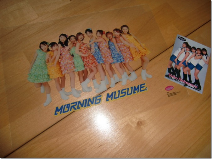 Morning Musume Big Card Collection 2000 (6)