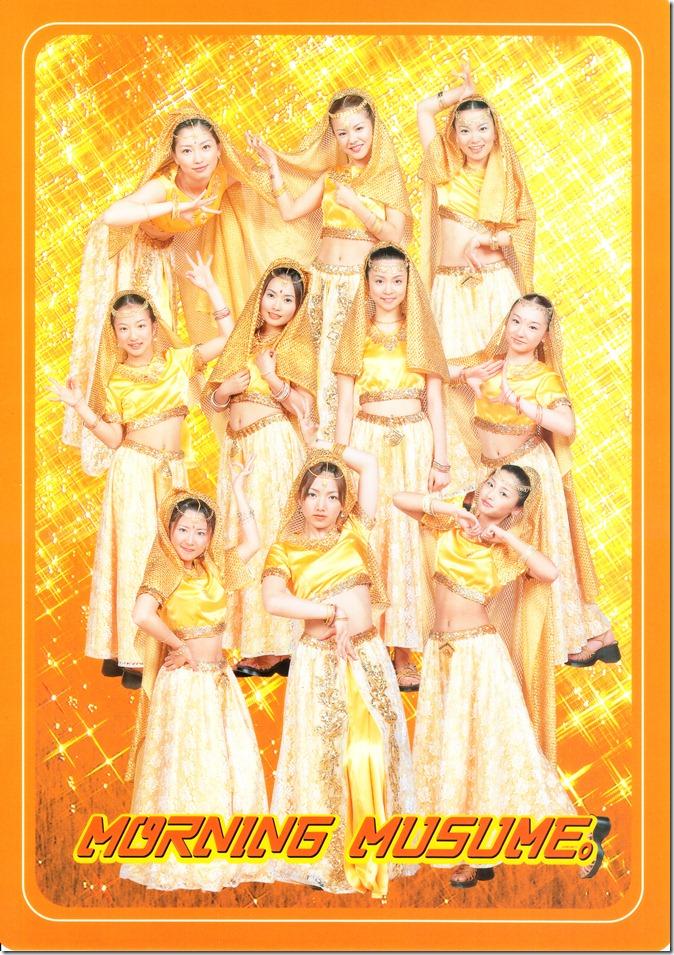 Morning Musume Big Card Collection 2000 (Card 3)