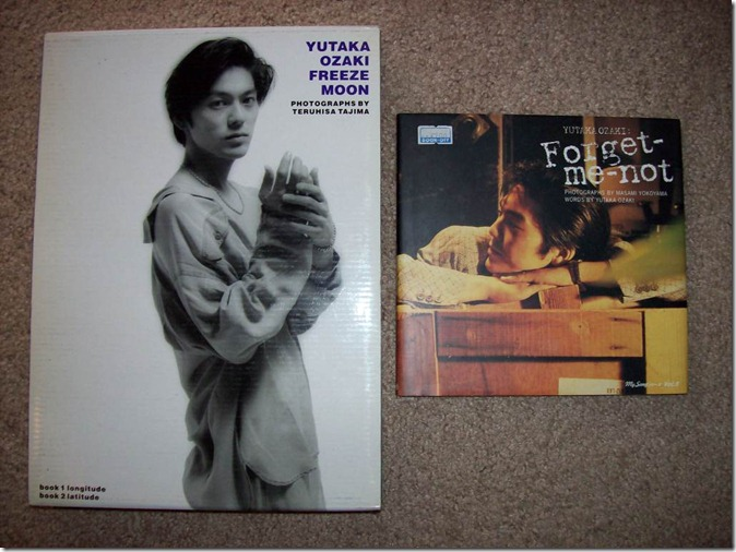 my Ozaki Yutaka shashinshuu collection