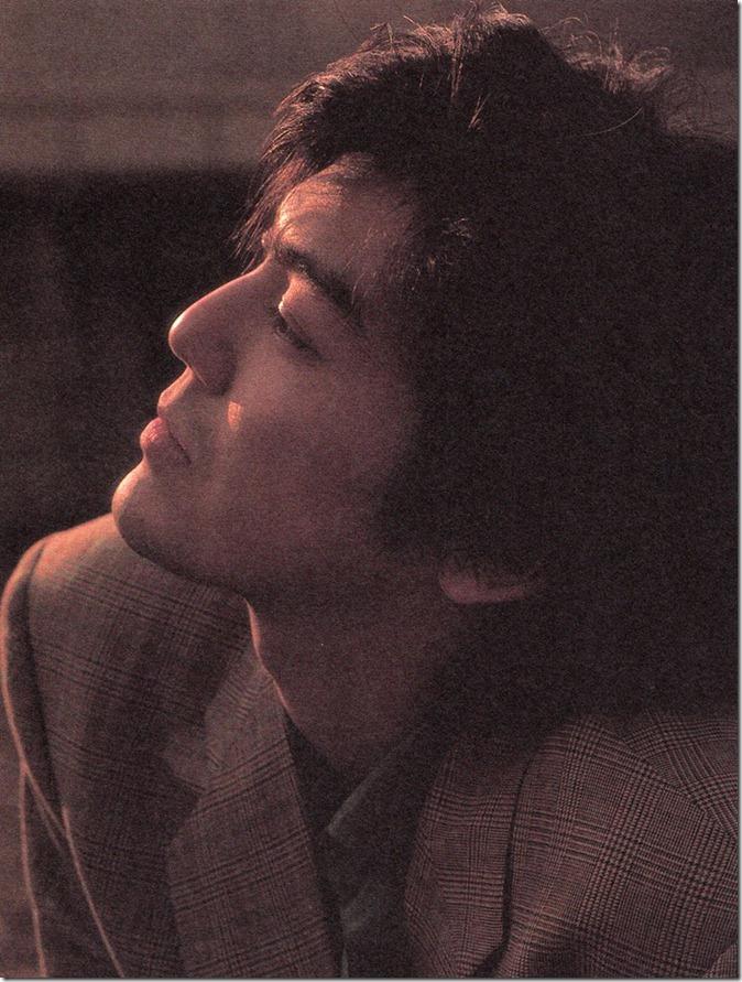 Ozaki Yutaka, the last photo