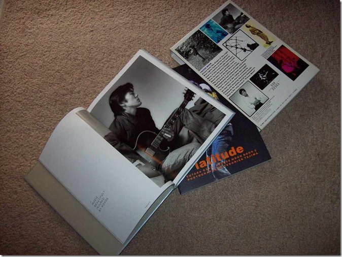Ozaki Yutaka Freeze Moon photo book set