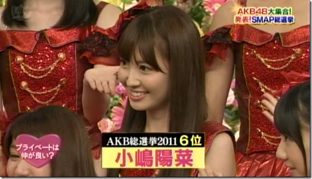 SmapxSmap Bistro (AKB48 2011 media senbatsu members) (13)