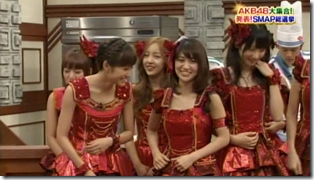 SmapxSmap Bistro (AKB48 2011 media senbatsu members) (22)