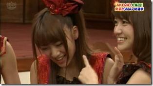 SmapxSmap Bistro (AKB48 2011 media senbatsu members) (23)