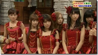 SmapxSmap Bistro (AKB48 2011 media senbatsu members) (25)