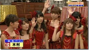 SmapxSmap Bistro (AKB48 2011 media senbatsu members) (30)