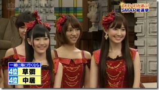 SmapxSmap Bistro (AKB48 2011 media senbatsu members) (32)