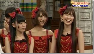 SmapxSmap Bistro (AKB48 2011 media senbatsu members) (34)
