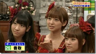 SmapxSmap Bistro (AKB48 2011 media senbatsu members) (37)