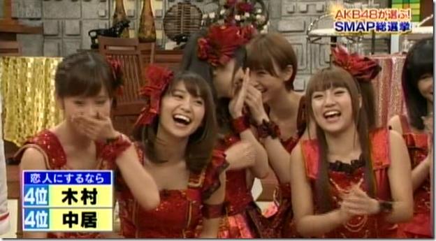 SmapxSmap Bistro (AKB48 2011 media senbatsu members) (40)