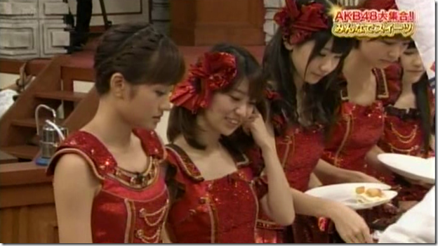 SmapxSmap Bistro (AKB48 2011 media senbatsu members) (57)
