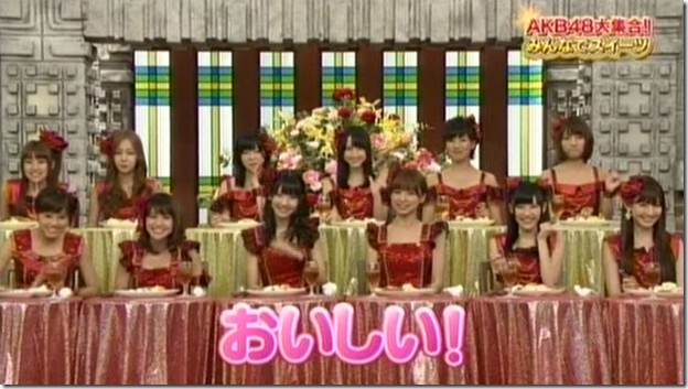 SmapxSmap Bistro (AKB48 2011 media senbatsu members) (62)