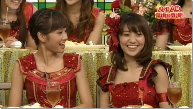 SmapxSmap Bistro (AKB48 2011 media senbatsu members) (69)