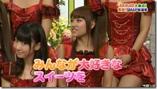 SmapxSmap Bistro (AKB48 2011 media senbatsu members) (6)