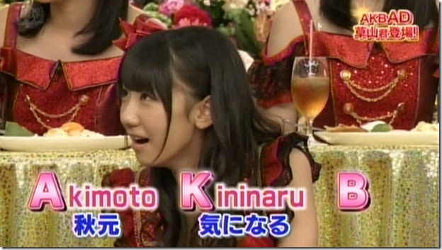SmapxSmap Bistro (AKB48 2011 media senbatsu members) (71)