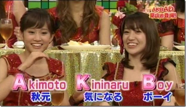 SmapxSmap Bistro (AKB48 2011 media senbatsu members) (73)