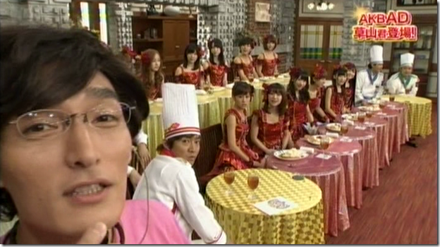 SmapxSmap Bistro (AKB48 2011 media senbatsu members) (74)