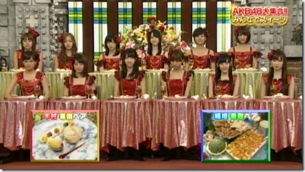 SmapxSmap Bistro (AKB48 2011 media senbatsu members) (75)