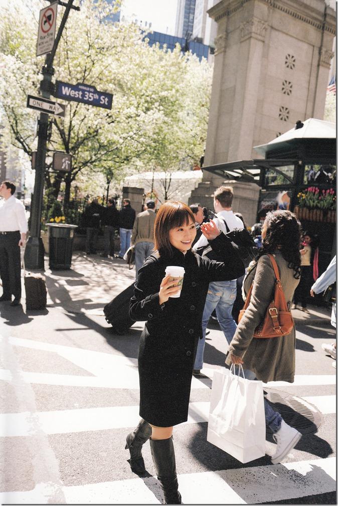安倍なつみ最新写真集Subway (64)