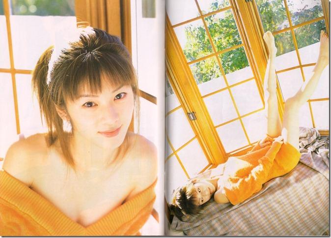 Hara Fumina in Bomb magazine February 2002