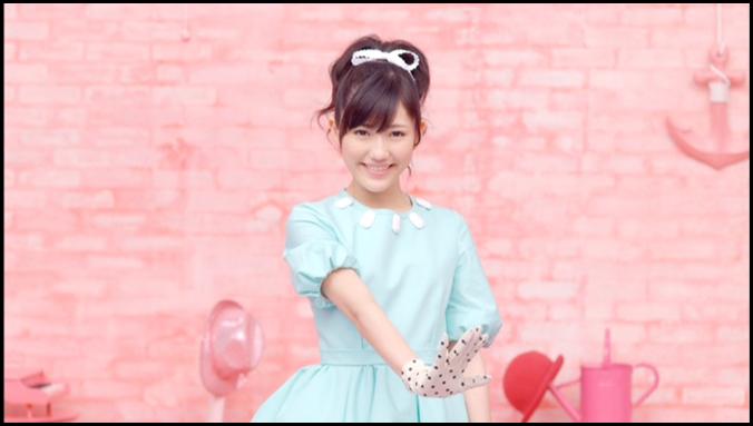Watanabe Mayu in Otona Jelly Beans
