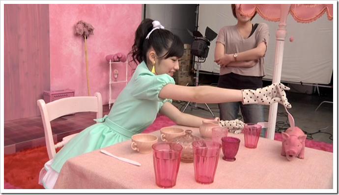 Watanabe Mayu in Otona Jelly Beans (making of) (11)