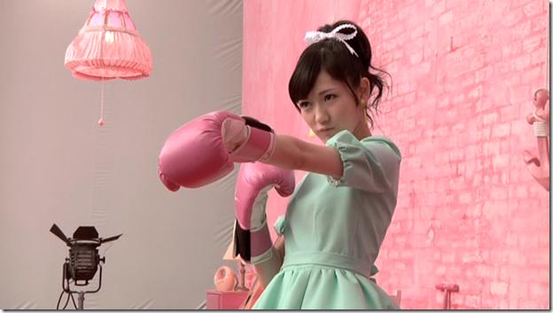 Watanabe Mayu in Otona Jelly Beans (making of) (8)
