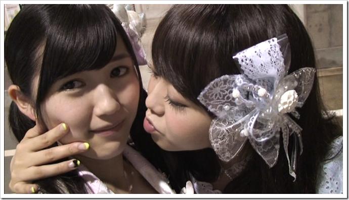 Watanabe Mayu in Otona Jelly Beans Minna no otona wo itadakimayuyu