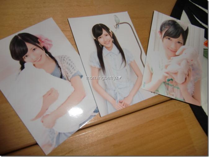 Watanabe Mayu Otona Jelly Beans first press trading cards (internal bonus cards)