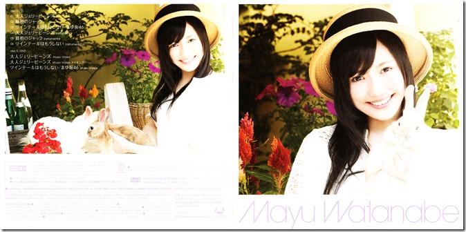 Watanabe Mayu Otona Jelly Beans LE Type B