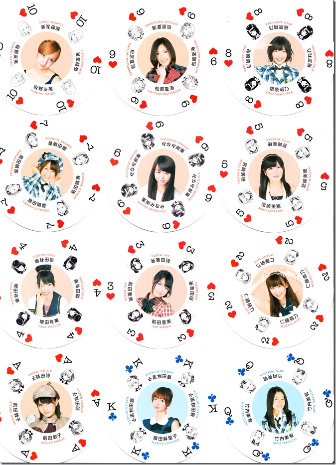 AKB48 trumps LE