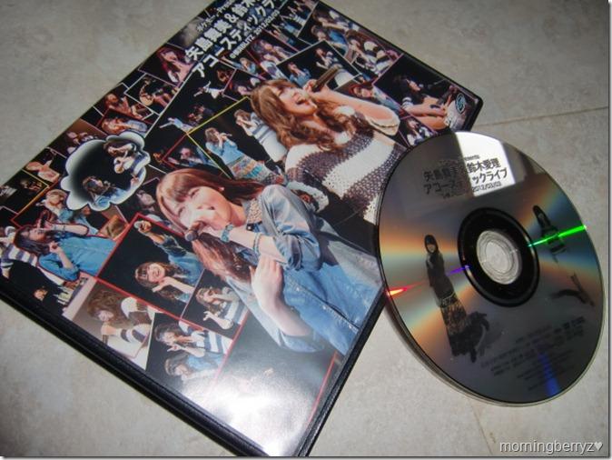 Pokemo Presents Yajima Maimi & Suzuki Airi Acoustic Live @ Yokohama Blitz DVD