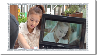 C-ute in Aitai Aitai Aitaina (making of) (2)